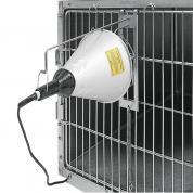 Wärmelampe und Halter für Käfige