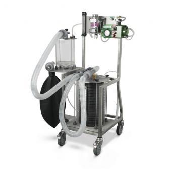 Narkosegerät für Grosstiere LAVC-2000D