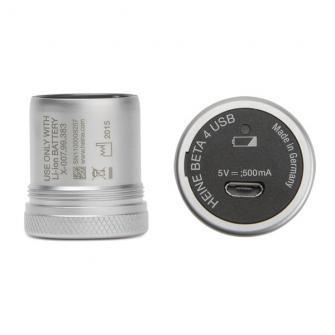 HEINE BETA® 4 USB Ladegriff und Zubehör