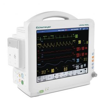 LifeVet® Multigas Überwachungs- und Anästhesiemonitore