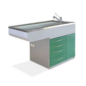 OP-Multifunktionstisch / Waschtisch mit Schubladen