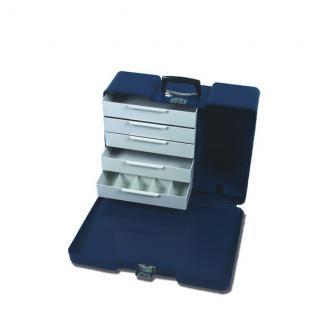 Praxiskoffer aus Kunststoff