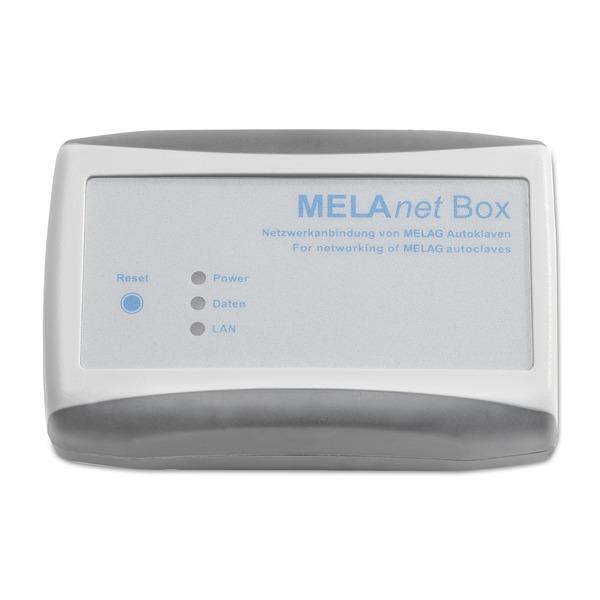Netzwerk-Box MELAnet für MELAG-Autoklaven