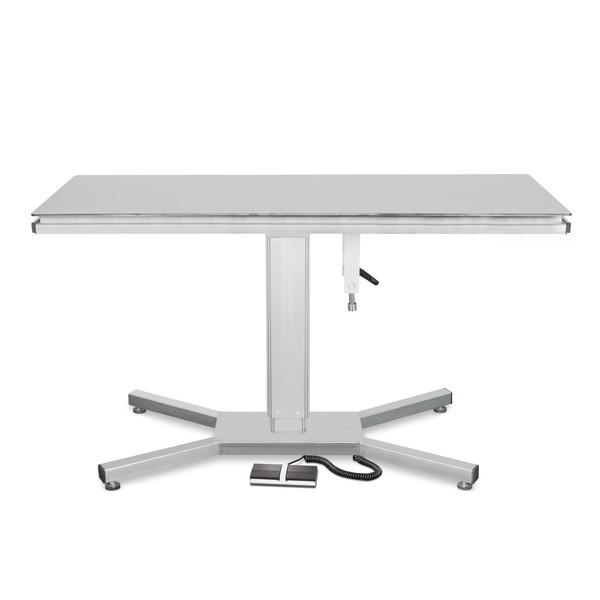OP-Tisch mit Hartkunststoff-Tischplatte