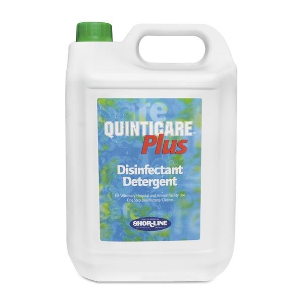 Desinfektions- und Reinigungsmittel QUINTICARE Plus